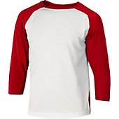 Champro Youth Baseball Dry Gear Performance 3/4 Sleeve Shirt