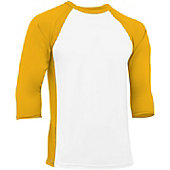 Champro Youth Pro Plus 3/4 Sleeve Shirt
