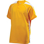 Champro Adult Elite 2 Two Button Baseball Jersey