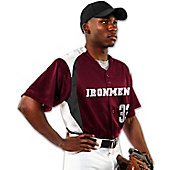 Champro Adult Bullpen Full Button Baseball Jersey