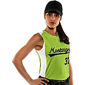 Champro Girls' Diamond Fastpitch Jersey