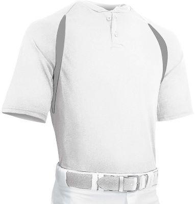 Champro Men's Two Button Placket Jersey