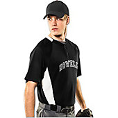 Champro Youth Clean-Up Two-Button Baseball Jersey