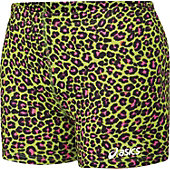Asics Women's Volleyball Cheetah Shorts