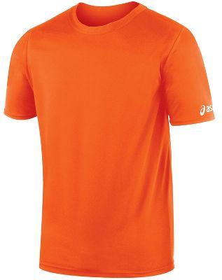 Asics Men's Circuit-7 Short Sleeve WarmUp Shirt