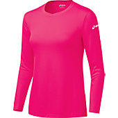 Asics Women's Circuit 7 Warm-Up Long Sleeve Shirt