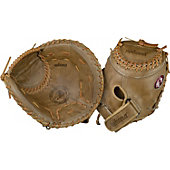 "Nokona Banana Tan Series 32.5"" Fastpitch Catcher's Mitt"