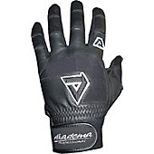 Akadema BTG-Series Youth Batting Gloves (Black)