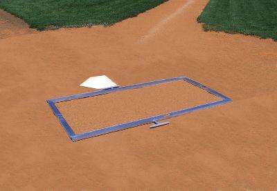 ProCage 3 Way Adjustable Batter's Box Template   Softball Maintenance &