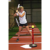 Muhl Tech Baseball Brush Top Batting Tee
