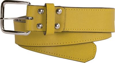 """Image of Adams Adult 1 1/2"""""""" Leather Sports Belt"""
