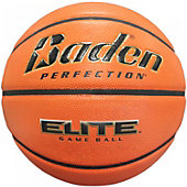 Baden Men's Official Perfection Elite Game Basketball (29.5""