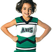 Alleson Athletic Youth Custom Freedom Cheer Shell