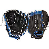 "Worth Century Series Royal/White 12"" Fastpitch Glove"