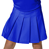 Alleson Athletic Youth Fitted Knife Pleat Cheer Skirt