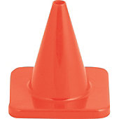 "Champion Sports Hi-Visibility Flexible Vinyl 4"" Cone"