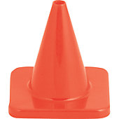 "Champion Sports Hi-Visibility Flexible 6"" Vinyl Cone"
