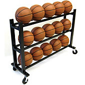 Trigon 15-Ball HD Ball Cart 3-Tier