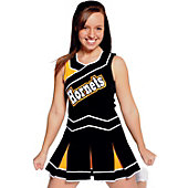 Cheerleading America Custom One Shoulder Panel Cheer Shell