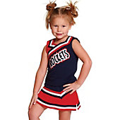 Cheerleading America Custom Shoulder Panel Shell