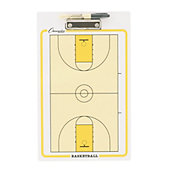 Champion Sports Basketball Coaches Clipboard with Marker