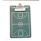 KBA 9 Inch x 12.5 Inch Custom Basketball Clipboard