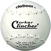 "deBeer 14"" Clincher Softball (Dozen)"