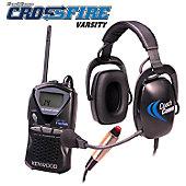 CoachComm Varsity Crossfire Coaches Headset System