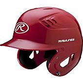 Rawlings Clear Coat COOLFLO XV1 Alpha Batting Helmet