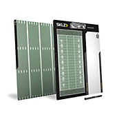 SKLZ COACHES FOOTBALL DRY ERASE BOARD   13U