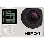 GoPro HERO4 Silver Standard Edition Camera