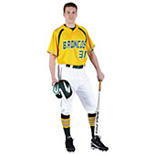Rawlings Adult Two-Button Custom Pullover Jersey