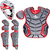 All-Star System 7 Intermediate Camo Catcher's Set (Ages 12-1