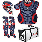 All-Star System 7 Intermediate Two-Tone Catcher's Set (Ages