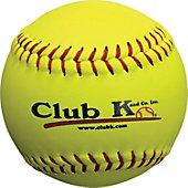 "Club K 14"" Pitcher's Training Ball"