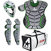 ALLSTAR SYSTEM 7 CATCHERS SET AGES 9-12
