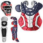 ALLSTAR SYSTEM 7 CATCHERS SET ADULT