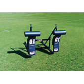 Fisher Football Adult T-Pad 2 Man Sled