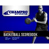 Champro Basketball Scorebook