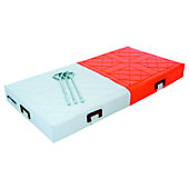 """Champro Double First Base - 15"""" x 30"""" x 3"""""""