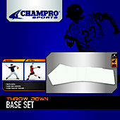 Champro Throw Down 4 Piece Base Set