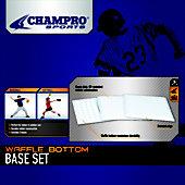 Champro 14inx14inx .5in Waffle Base Set