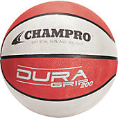 "Champro Intermediate Dura Grip 200 Rubber Basketball (28.5"")"