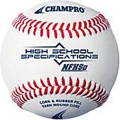 Champro NFHS Baseball (Dozen)