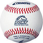 Champro Pony League Baseball (Dozen)