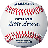 Champro Senior Little League Game Baseball (Dozen)