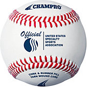 Champro Official USSSA Game Baseball (Dozen)