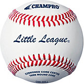 Champro Little League Tournament Baseball (Dozen)