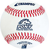 Champro Official Pony League Baseball (Dozen)