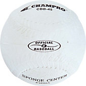 Champro Indoor/Outdoor Practice Rubber Baseball